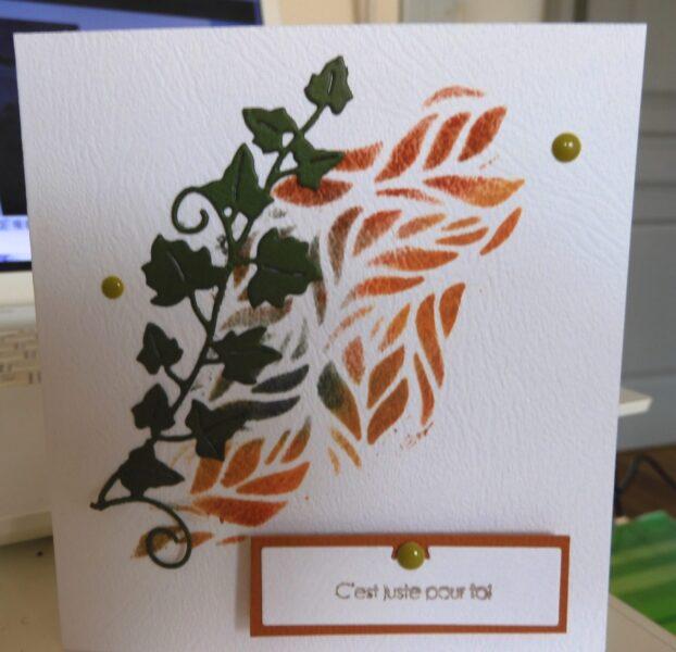 invitation a creer d australe par roselyne ringot