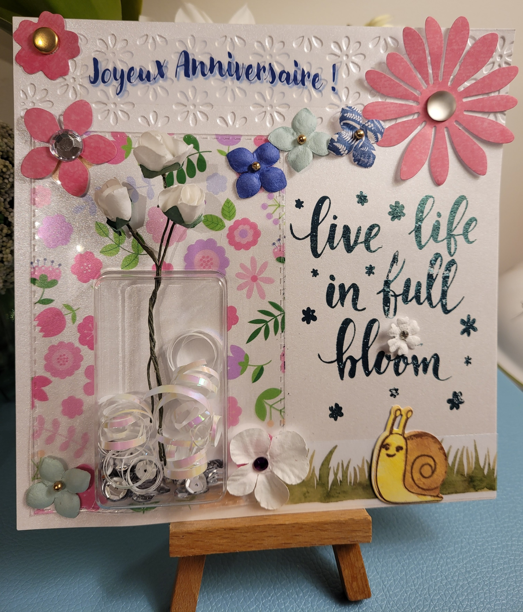 live life in full bloom by aureliza82